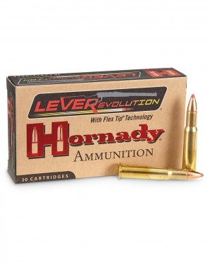 Боеприпас за дълго нарезно оръжие Hornady cal.30-30Win FTX