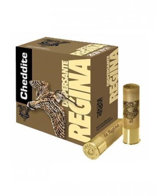 Боеприпас за гладкоцевно оръжие Cheddite Regina Dispersante cal. 20/70 на супер цена от Диана Армс