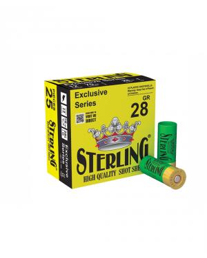 Боеприпас за гладкоцевно оръжие Sterling cal. 12/70 28GR Тапа