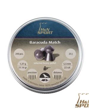 Сачми H&N Baracuda cal. 5,5