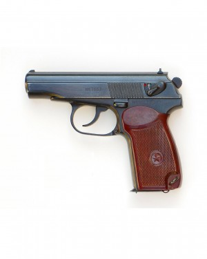 Пистолет Макаров 9Х18