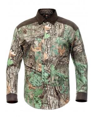 Ловна риза с магнитно закопчаване XPR