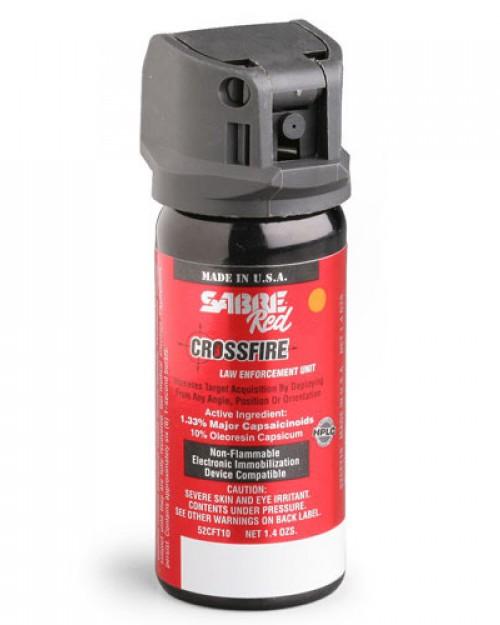Спрей-гел Sabre MK3 Crossfire Stream на супер цена от Диана Армс