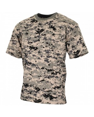 Тениска с 3D американски камуфлаж