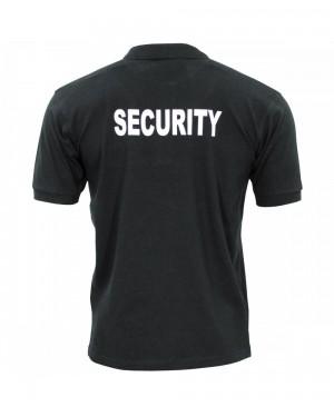 Блуза с къс ръкав - SECURITY