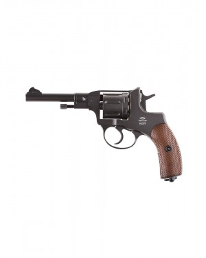 Въздушен револвер Nagan Gletcher 4,5 mm